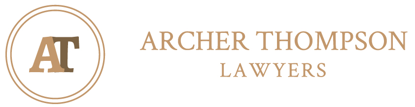 Archer Thompson Lawyers Logo
